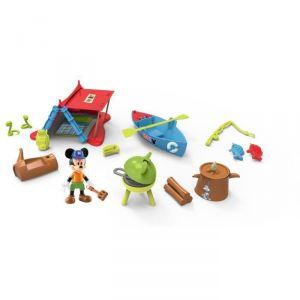 IMC Toys Barbecue et camping de Mickey