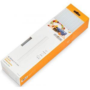 Steinel Batons de colle 006822 11 mm 250 mm transparent 40 pc(s)