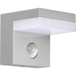 Gev Applique murale d'extérieur à LED avec détecteur de mouvements 021709 11 W gris