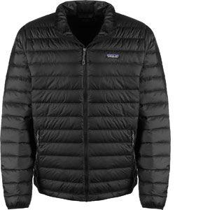 Patagonia Down Sweater - Doudoune taille XL, noir
