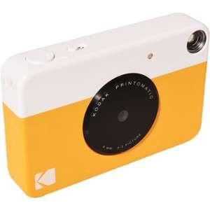 Kodak Appareil Photo Instantané PRINTOMATIC Jaune