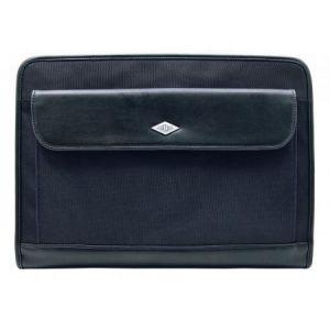 Wedo 58 5001 - Conférencier Elegance, format A4, simili cuir, noir