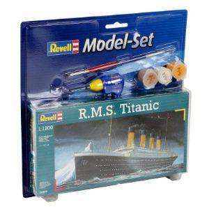 Revell Maquette Kit Bateaux : R.M.S. Titanic
