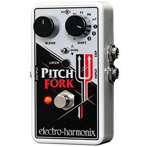 Electro-Harmonix Pitch Fork pédale harmoniseur / pitch shifter polyphonique