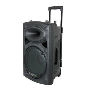 Ibiza Sound PORT12UHF-BT Enceinte Portable 700 W Noir