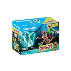 Playmobil SCOOBY-DOO Figurine Scooby-Doo Shaggy fantôme 70287