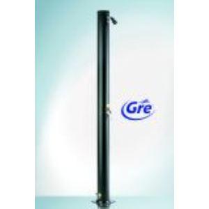 Gre AR1030 - Douche solaire Plastic en aluminium 30 L