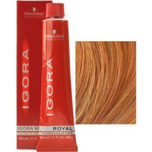 Schwarzkopf Igora Royal 9-7 Blond Très Clair Cuivré 60 ML