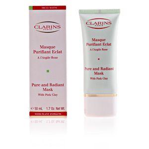 Clarins Masque Purifiant Eclat - A l'argile rose