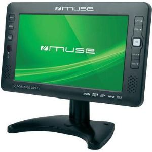 Muse M-235 - Téléviseur LCD portable 22,9 cm