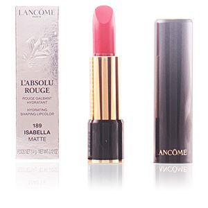 Lancôme L'Absolu Rouge : 189 Isabella - Rouge galbant hydratant