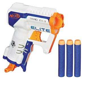 Hasbro Pistolet Nerf Elite Triad