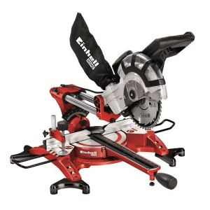 Einhell TH-SM 2131 - Scie à onglet radiale Dual