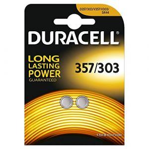 Duracell Electronics 357H - Batterie SR44 Oxyde d'argent 190
