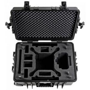 B&W International Copter Case Type 6700/B noir DJI Phantom 4 Pro Inlay