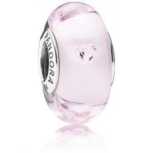 Pandora Pink Heart Murano (791632PCZ)