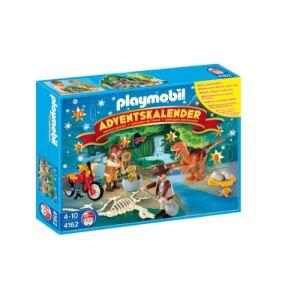 Playmobil 4162 - Calendrier de l'Avent Explorateurs