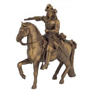 Papo Figurine Louis XIV et son cheval