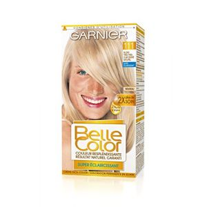 Garnier Belle color coloration 111 blond très très clair cendré