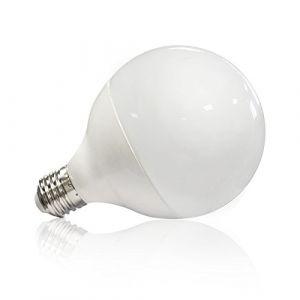 Vision-El Ampoule Led 15W (140W) E27 Globe Blanc jour 4000°K -