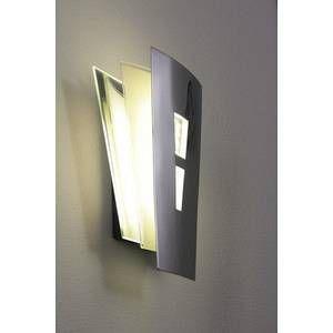 Globo Lighting Applique murale AMADA LED Chrome, 1 lumière - Moderne/Design - Intérieur - AMADA