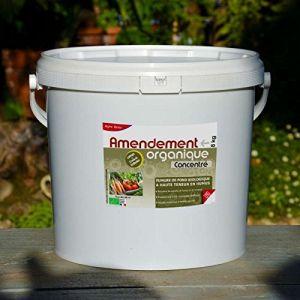 Agro Sens Amendement organique UAB. Formule concentrée en humus. 8 kg