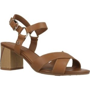 Tommy Hilfiger Sandales FW0FW04072 Marron - Taille 36,37,38,39,40