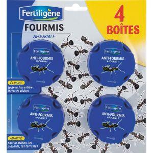 Fertiligene KB Anti Fourmis Boites Appat, x4