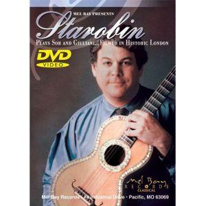 Import Starobin plays sor and giuliani - DVD Zone 1
