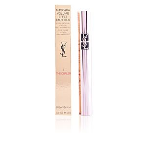 Yves Saint Laurent The Curler 2 Fearless Brown - Mascara volume effet faux cils