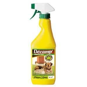 Decamp Répulsif chien chat pulvérisateur 500 ml