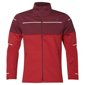 Asics Veste Lite-Show Winter Jacket II rouge - Taille EU S