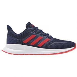 Adidas Falcon bleu/rouge