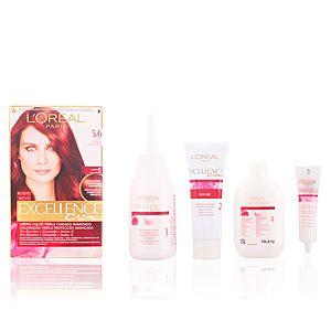 L'Oréal Excellence 5.6 Acajou - Crème colorante triple protection
