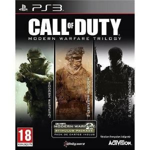Call of Duty : Modern Warfare Trilogy [PS3]