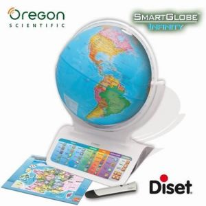 Oregon scientific Smart Globe Infinity interactif 21 cm (SG328)