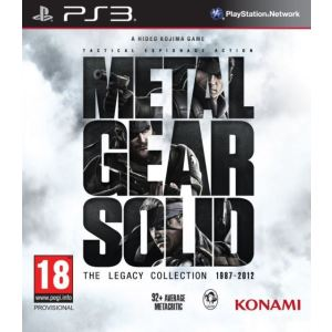 Metal Gear Solid : The Legacy Collection [PS3]