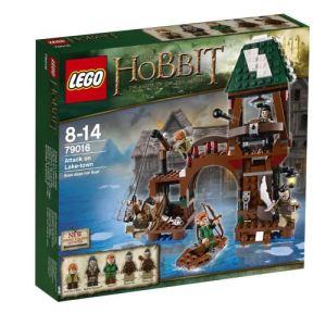 Lego 79016 - The Hobbit : L'attaque de Lacville