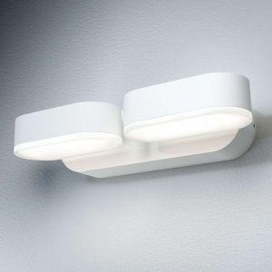 Ledvance Applique LED extérieure 13 W 2x LED intégrée ENDURA STYLE MINI SPOT L 4058075205192 blanc 1 pc(s)