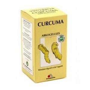 Arkopharma Arkogélules - Curcuma & Pipérine, 45 gélules