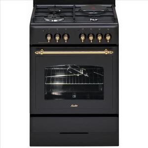 Sauter SCM980 - Cuisinière mixte 3 brûleurs et four électrique