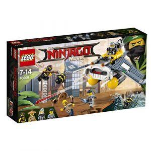 Lego 70609 - Ninjago : Le bombardier Raie Manta