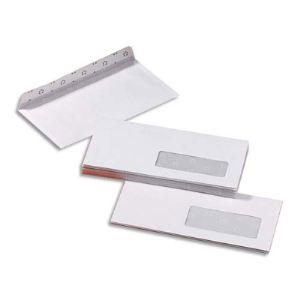 5* office 500 enveloppes 16,2 x 22,9 cm avec fenêtre 4,5 x 10 cm
