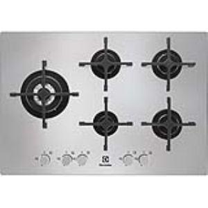 electrolux egw7353nox table de cuisson gaz 5 foyers comparer avec. Black Bedroom Furniture Sets. Home Design Ideas