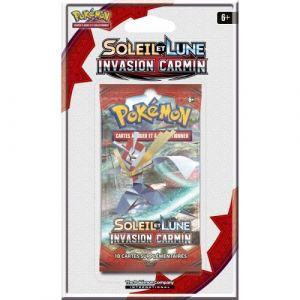 Asmodée Booster Pokémon Blister Soleil & Lune 04