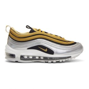 Nike Chaussure Air Max 97 SE Metallic pour Femme - Or - Taille 36.5 - Female