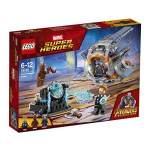Lego Marvel Super Heroes 76102 - À la recherche du marteau de Thor