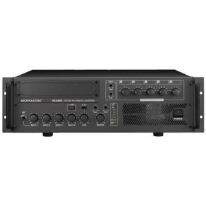 Monacor Amplificateur ELA PA-5480 480 W
