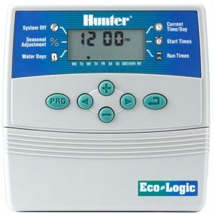 Hunter programmateur 6 stations - elc601ie ECO-LOGIC