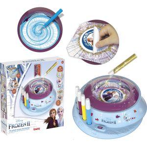 Lansay La Reine des Neiges 2 : Ma spirale surprise électronique
